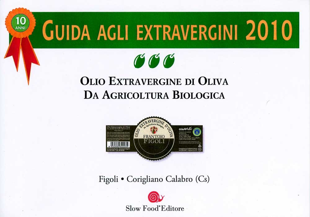 tre olive slow food